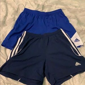 Adidas climate control athletic shorts